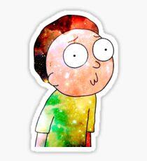 Universe Morty Sticker