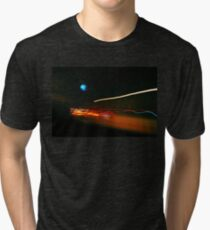 Life On The Highway Tri-blend T-Shirt