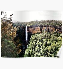 Fitzroy Falls NSW Poster
