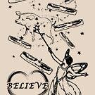 Glaube an die Speckfee von electrovista