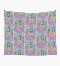 Walk in the Park Wall Tapestry