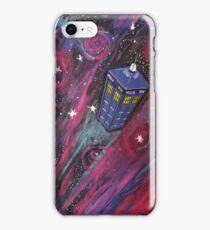 Dr Who - Tardis iPhone Case/Skin