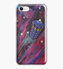 Dr Who - Tardis iPhone Case/Skin