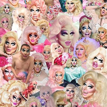 Trixie Mattel Collage by memekween