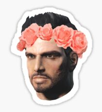 PalaFlowerCrown Danse Sticker