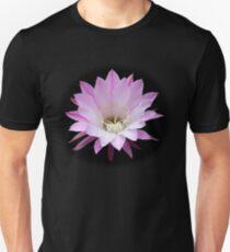 Cactus Flower in the Rain Unisex T-Shirt