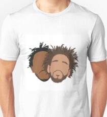 J.Cole and Kendrick Lamar T-Shirt