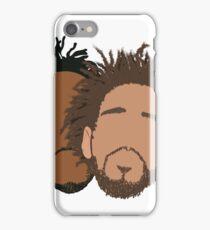 J.Cole and Kendrick Lamar iPhone Case/Skin