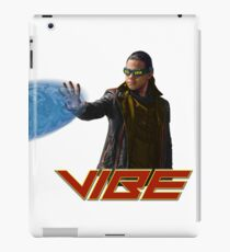Vibe - CW Flash Version iPad Case/Skin