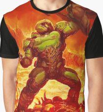 Untergang Grafik T-Shirt