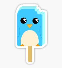 Cute Penguin Popsicle  Sticker