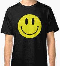 Smiley Face Emoji Classic T-Shirt