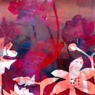 "Poppy Pink Love by Belinda ""BillyLee"" NYE (Printmaker)"