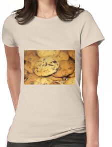 Cookies Womens Fitted T-Shirt
