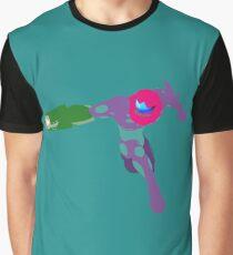 Metroid Fusion - Gravity Fusion Suit Samus Graphic T-Shirt