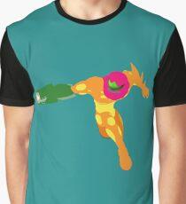 Metroid Fusion - Unnamed Fusion Suit Samus Graphic T-Shirt