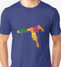 Metroid Fusion - Unnamed Fusion Suit Samus T-Shirt