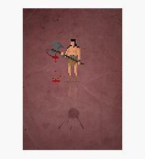 8-bit Marvelous Conan Photographic Print