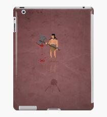 8-bit Marvelous Conan iPad Case/Skin