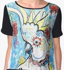 Fab Cocky Women's Chiffon Top