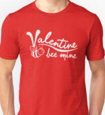 Valentine's Day, Bee Mine Unisex T-Shirt