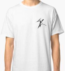 "Brush art ""Dragonfly"" Classic T-Shirt"