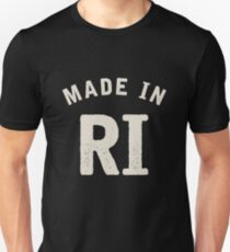 Made in RI T-Shirt