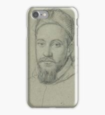 LEONI, OTTAVIO (Rome ) Portrait of Pope Urban VIII iPhone Case/Skin