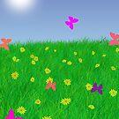 My Digital Garden by Sharon Brown