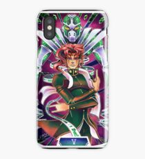 JJBA Tarot - The Hierophant iPhone Case