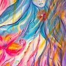 Ignite Your Light Mermaid by MarleyArt123