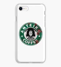 Anteiku coffee - TG iPhone Case/Skin