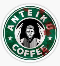 Anteiku coffee - TG Sticker