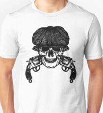 Gun Skull Peaky Blinders shirt for Fans T-Shirt