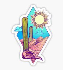 Wüste Sticker