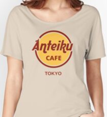 Anteiku cafe - TG Women's Relaxed Fit T-Shirt