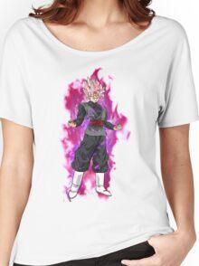 Black Goku - Dragon Ball Super Women's Relaxed Fit T-Shirt