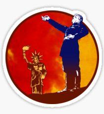 IL DOUCHE TRUMPOLINI Sticker