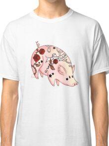 Tattoo Pig Classic T-Shirt
