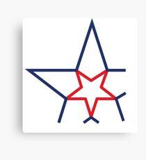 WipEout Pulse Style Auricom Logo Canvas Print
