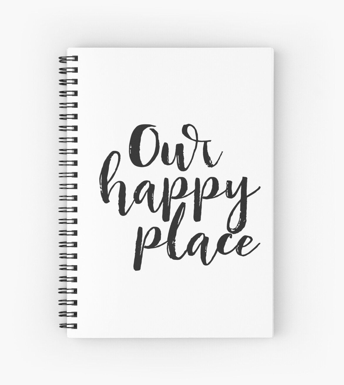 Kitchen Decor Printable Quote Our Happy Place Printable Kitchen Wall ...