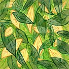 Chile Pepper Leaf by Amy-Elyse Neer