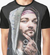 Bam Margera Graphic T-Shirt