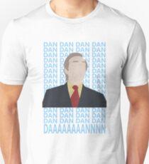 Alan Partridge Dan Dan Dan Daaaaan Unisex T-Shirt