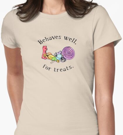 Behaves Well For Treats T-Shirt