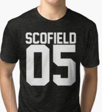 Michael Scofield 05 Tri-blend T-Shirt