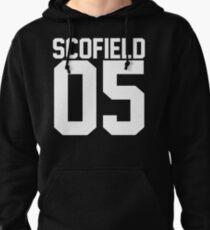 Michael Scofield 05 Pullover Hoodie