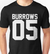 Lincoln Burrows 05 Unisex T-Shirt