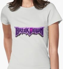 BREAKDOWN JOJO Womens Fitted T-Shirt