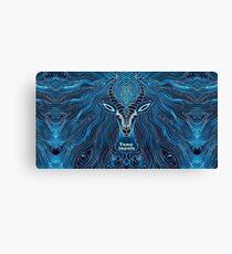 Tame Impala // Hypnotised Canvas Print